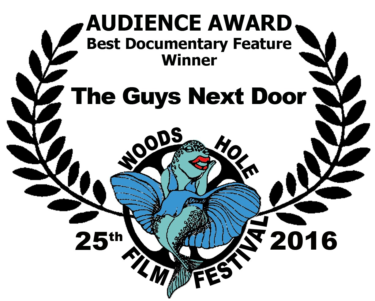 Audience Awards Best Documentary Feature Winner Woods Hole Film Festival
